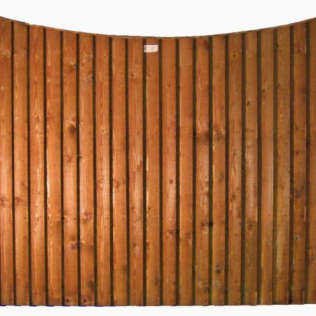 Double Sided Scalloped Top Closeboard