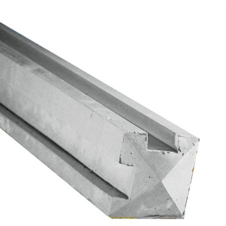 Concrete Slotted Fence Posts (Domestic)